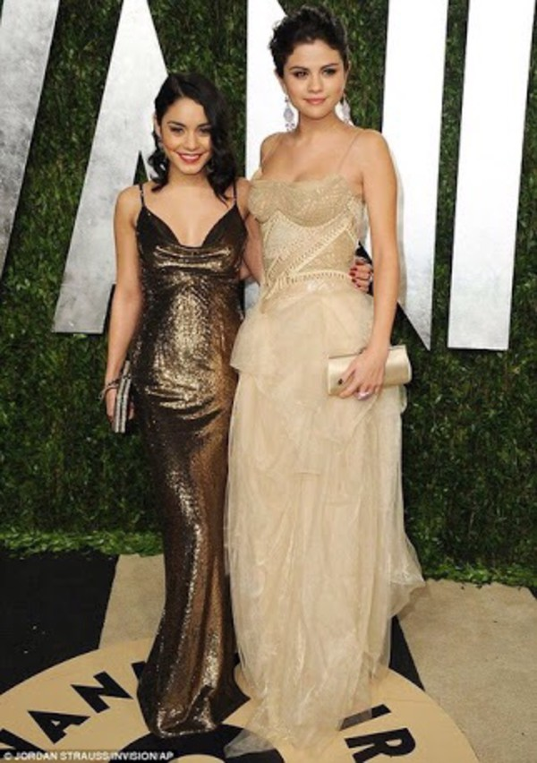 Vanessa Hudgens Long Prom Dress - Shop for Vanessa Hudgens Long ...