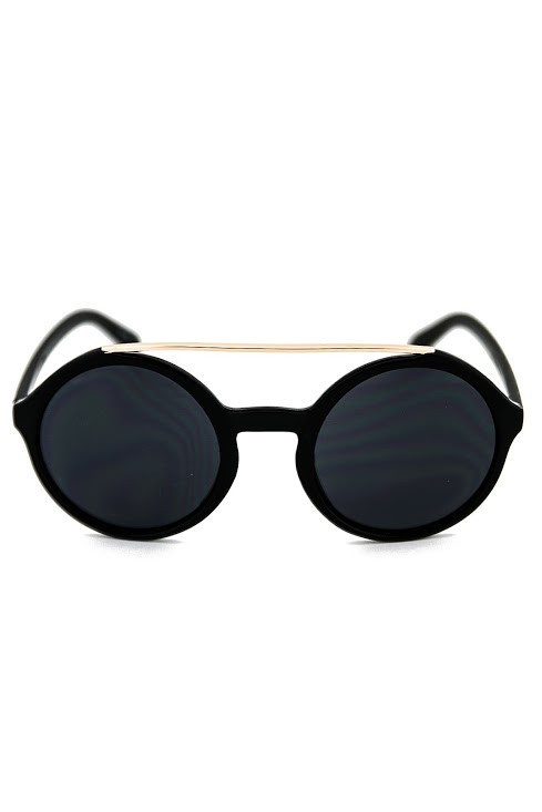 WILLOW SUNGLASSES - Black | Haute & Rebellious