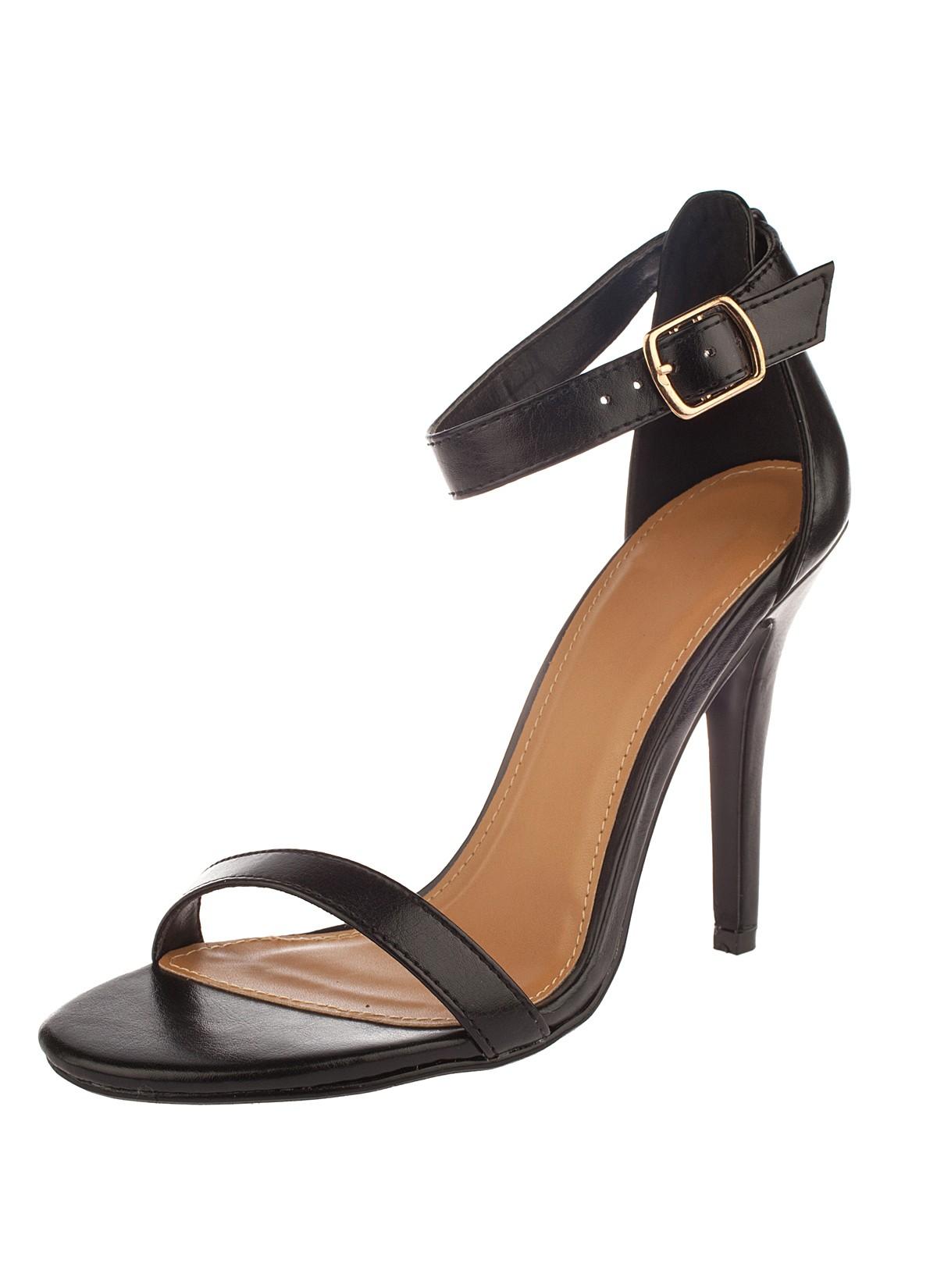 a6dd78243cff Sashay Ankle Strap Sandals Black at Prima donna