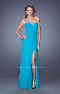 La Femme 20384 Dress - 2014