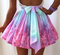Pastel dreams ombre bow skater skirt · fashion struck · online store powered by storenvy
