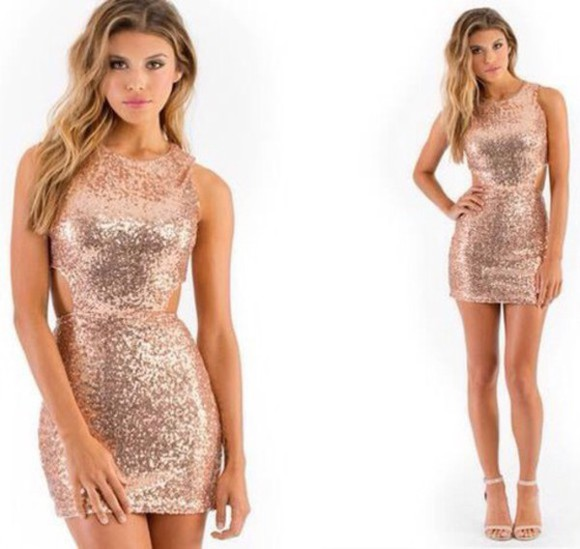 formal homecoming fancy sparkels