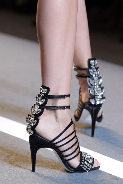 shoes high heels high heels high heel sandals sandals sandal heels jewels silver black black shoes ankle strap ankle strap heels ankle strap heels open toes open toes open toes heels open toe sandals