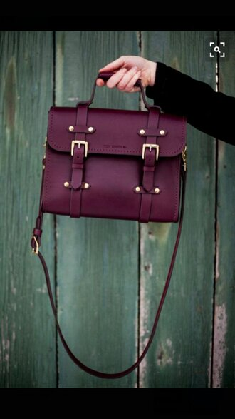 bag sling cross body maroon bag burgandy bag purse crossbody bag sling bag burgundy