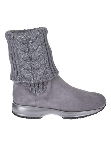 Hogan grey shoes