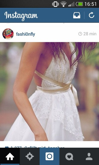 dress white dress white lace dress laces cute pearl