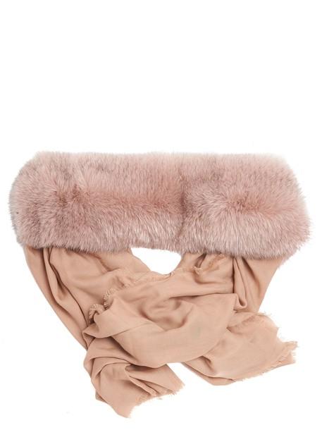 Valentino Garavani scarf pink