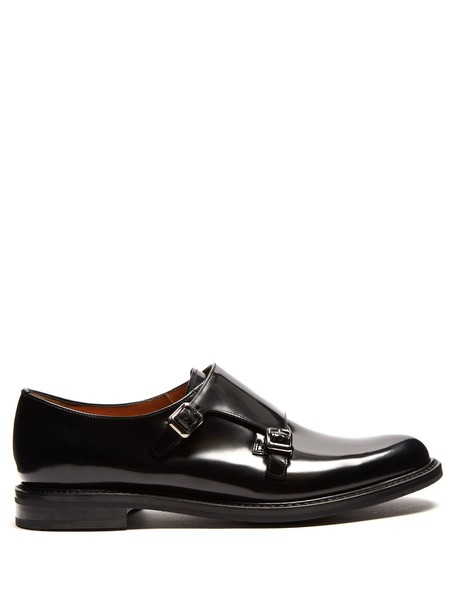 Church's leather shoes shoes leather black
