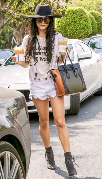 shorts vanessa hudgens one teaspoon