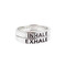 Inhale, exhale ring set – shop dixi
