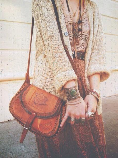 skirt boho skirt hippie skirt