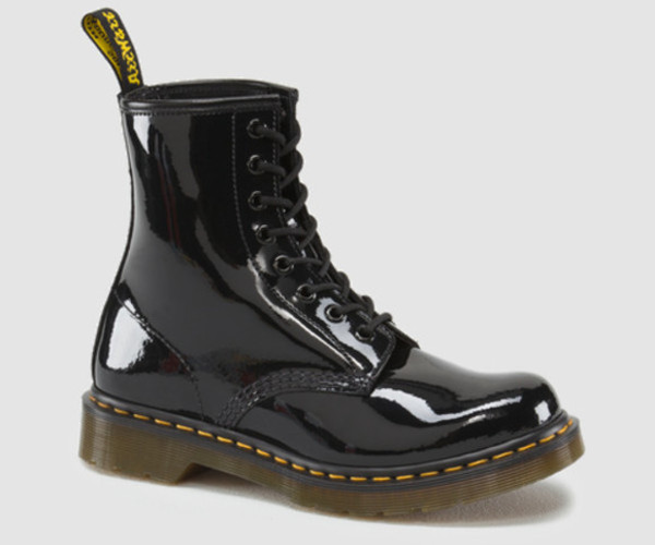 shoes brands sexy DrMartens glossy outwear sexy shoes tasty trends DrMartens