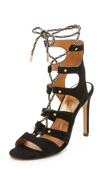 lace up sandals sandals lace black shoes