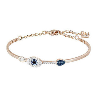 jewels bracelets evil eye swarovski jewelry