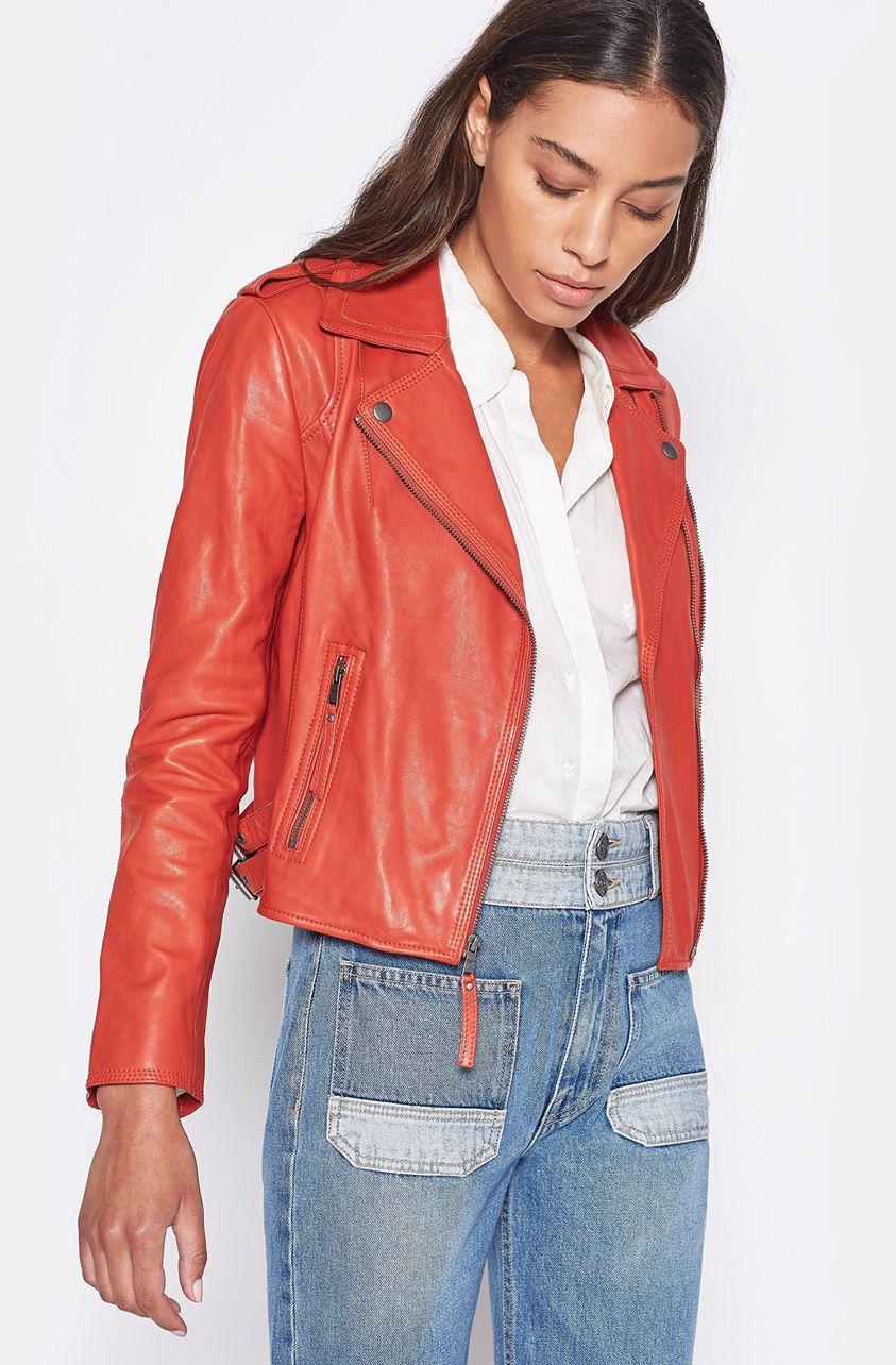 Leolani Leather Jacket