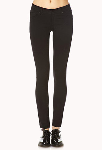 Favorite Jeggings | FOREVER21 - 2000064128