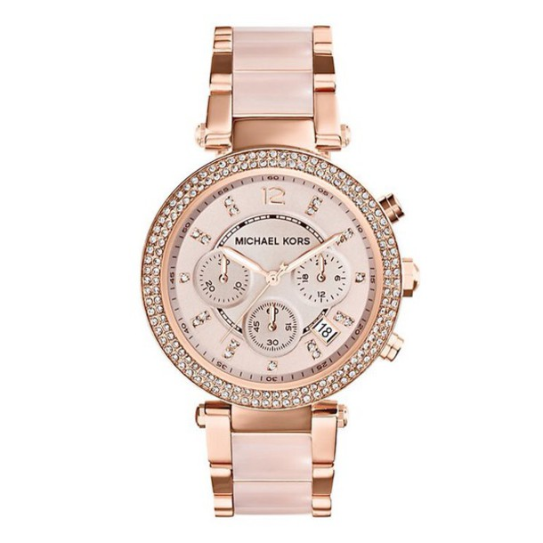 jewels gold watch michael kors watch diamanté
