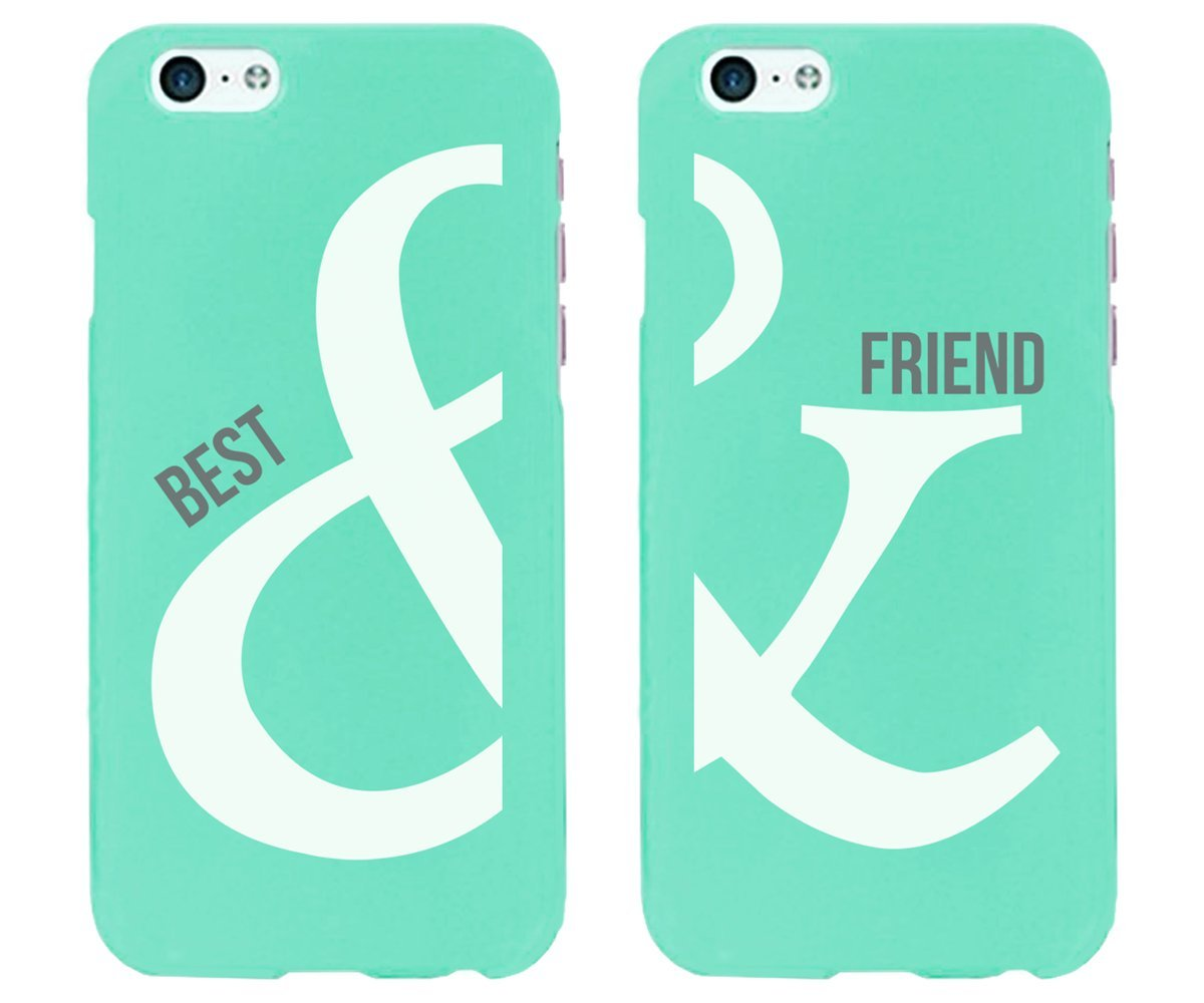 Amazon.com: Best Friend with AND symbol - BFF Matching Cell Phone Cases for iPhone 6 and iPhone 6 Plus: Cell Phones & Accessories