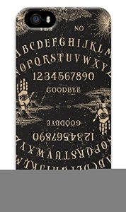 Amazon.com: online designs ouija board1 pc hard new case for iphone 5 / 5s: cell phones & accessories