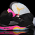 Womens Nike Michael Jordan 5 Gs Retro Shoes Bright Citrus Fusion Pink/Black -  Jordan 5 V Womens