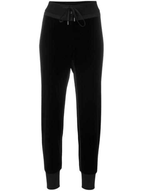 Cambio pants track pants women black