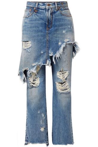 jeans denim classic