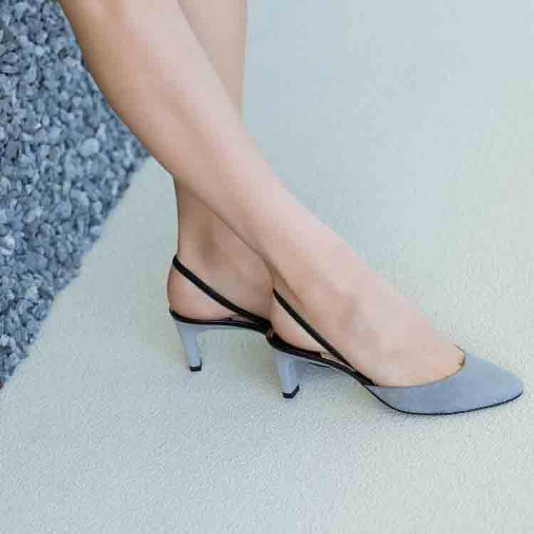 outlet fashion Style Paul Andrew slingback pumps cheap visit sale manchester great sale online cheap price fhDC0xK