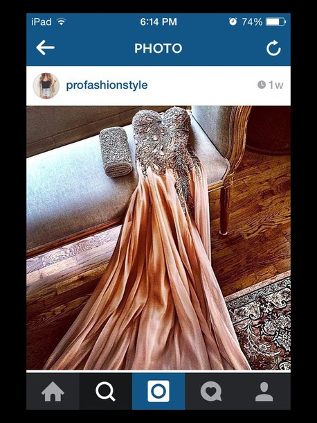 dress prom crystal gorgeous dress gorgeous dress beautiful amazing style wow pink dress pink prom dress prom dress prom gown loveit needit Rinestone rhinestones
