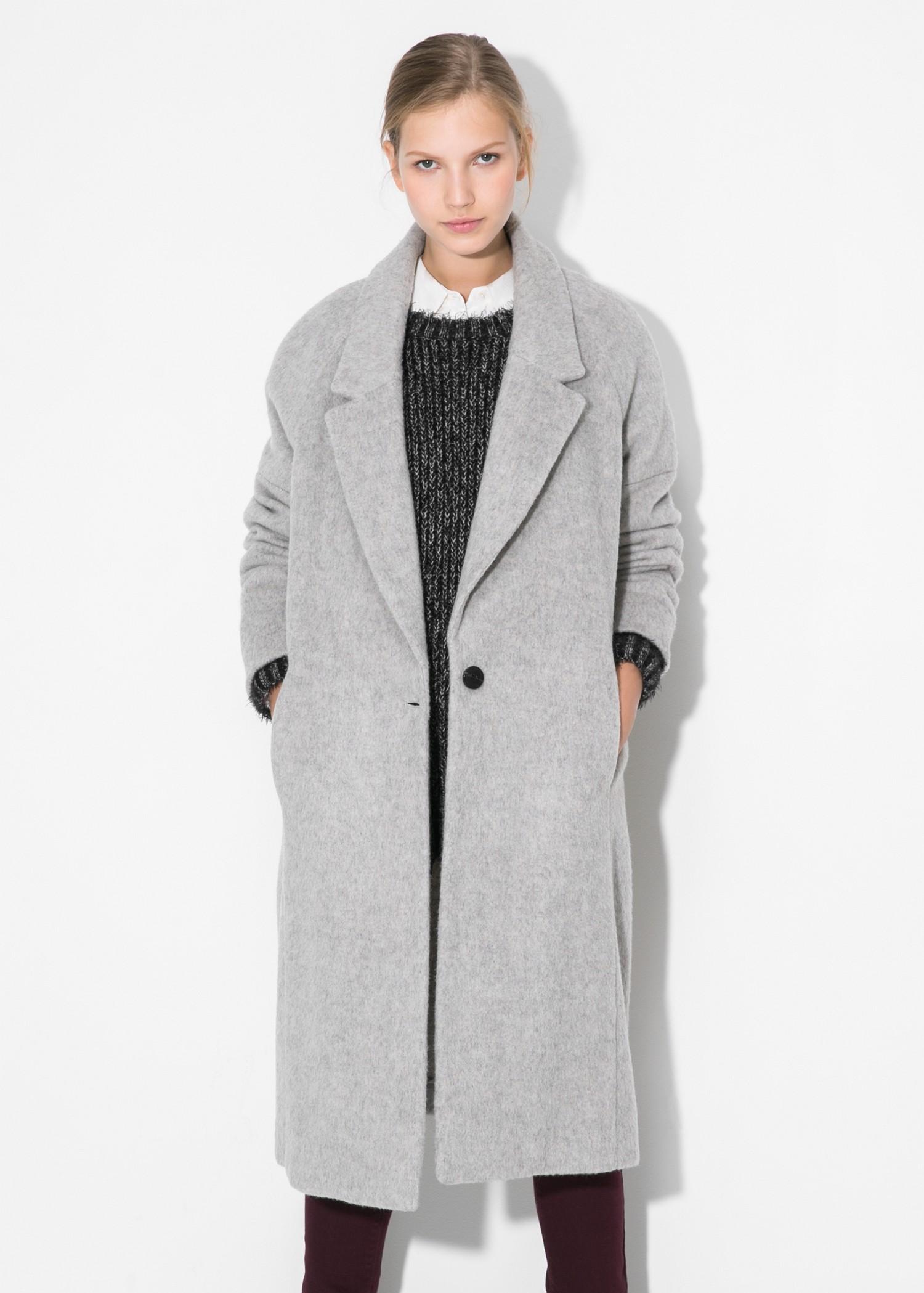 Mango coats women