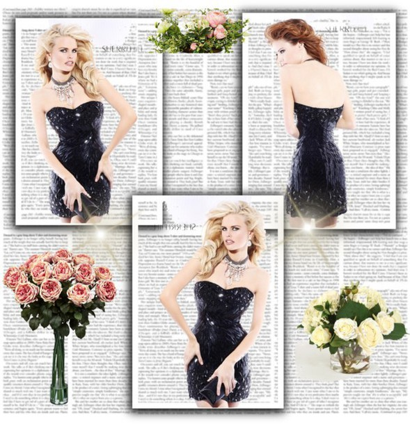 dress black prom dress sherri hill sherri hill prom dresses for sale black dress short dress