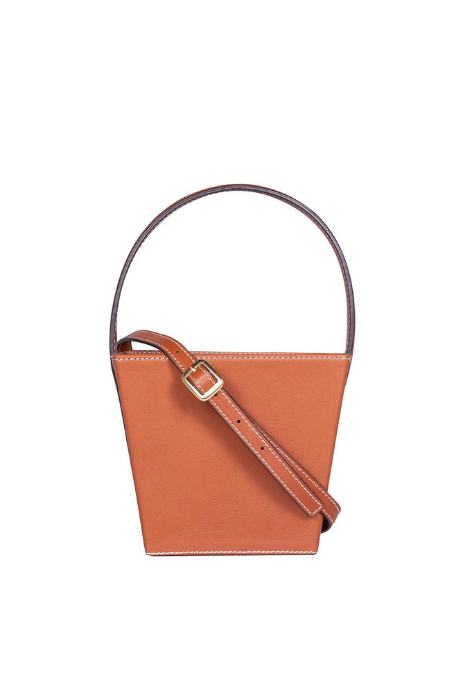 Staud EDIE BAG | SADDLE