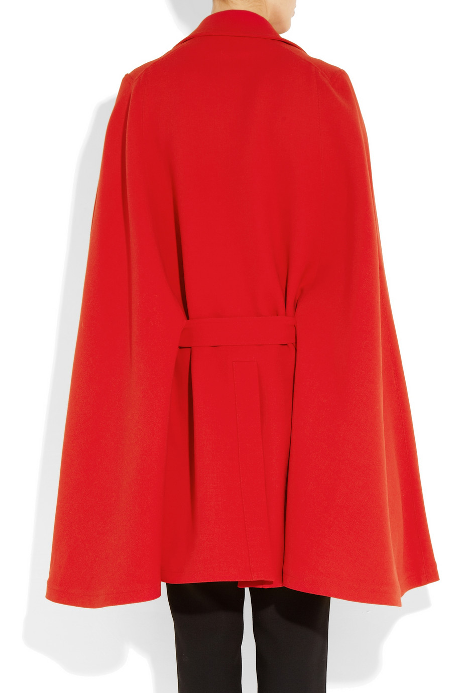 Marni woven wool cape – 70% at the outnet.com