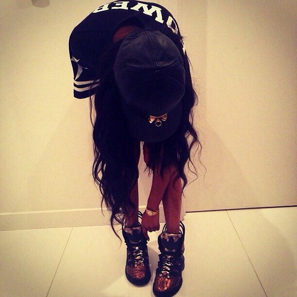 shoes sneakers teyana taylor hat
