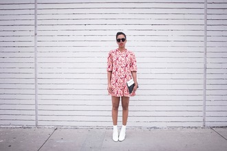 dress shoes sunglasses mini dress pink dress ankle boots clutch spring outfits blogger style me grasie