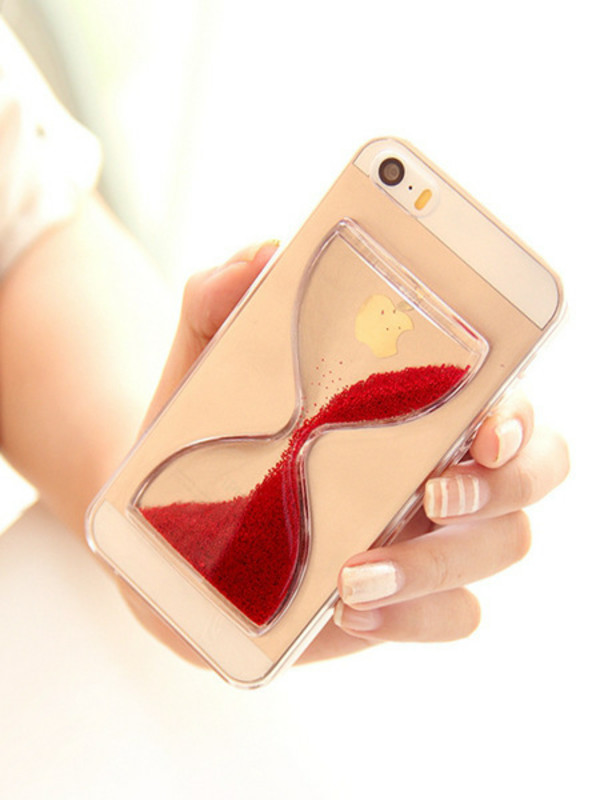 jewels iphone iphone 5 case hourglass