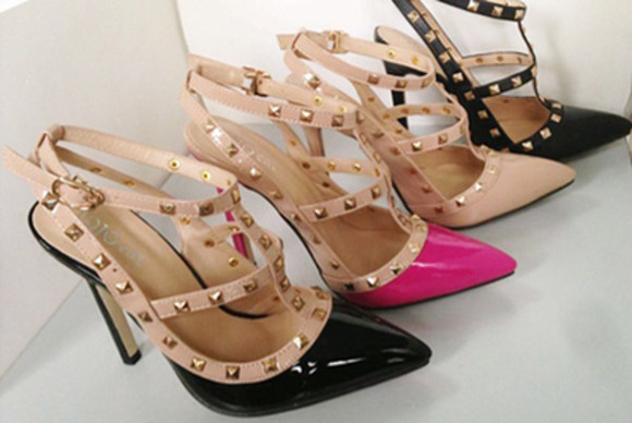shoes studded shoes Valentino valentino shoes studded