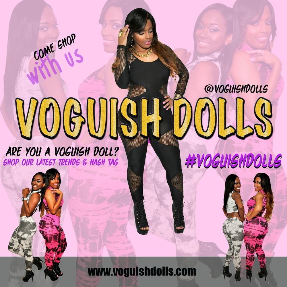 Voguish Dolls , LLC — 12 Shades Of Pearl