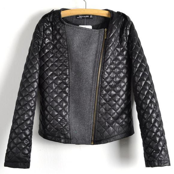 jacket black jacket