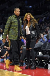 jacket,beyonce,jeans,ripped jeans,shoes,ankle boots