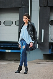 fashionhippieloves,jacket,sweater,bag,jeans,jewels,shoes