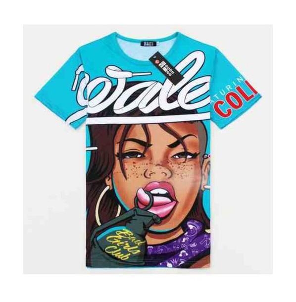shirt trendy color/pattern t-shirt