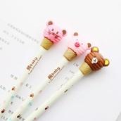 home accessory,stationary,kawaii,cute,pink,pencils