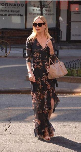 dress wrap dress kate bosworth maxi dress