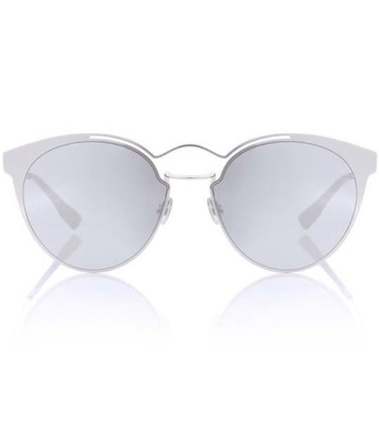 Dior Sunglasses sunglasses round sunglasses silver