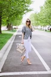 ivory lane,blogger,top,jeans,shoes,bag,jewels,make-up