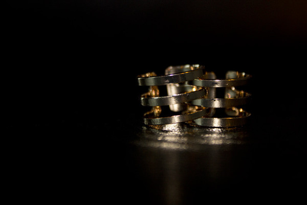 2 Ring Trendy Set - Trunk Of Charms