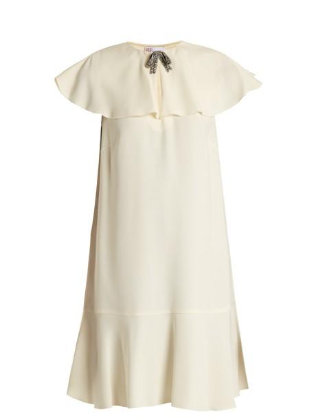 REDValentino dress bow embellished