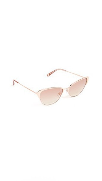 Garrett Leight sunglasses rose gold rose gold copper