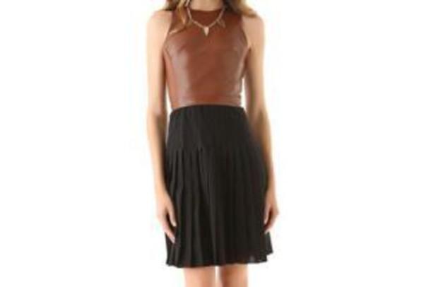 dress knee length dress