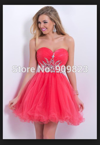 Aliexpress.com : buy sexy short dress sweetheart neck pleat beaded pattern above knee mini a line cocktail party dress 2014 dress homecoming cocktail from reliable dress formal dress suppliers on my classic garden